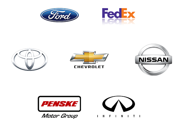 Different Logos from Our Partners